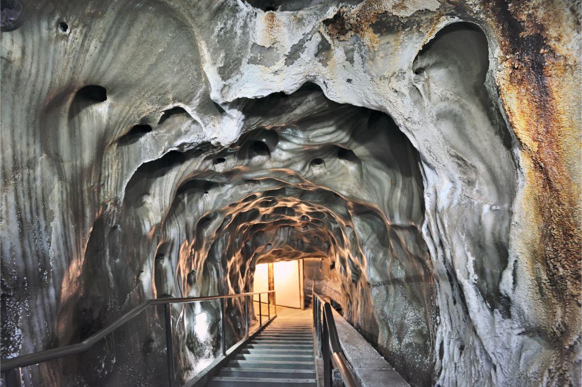 Salt Mine Passage