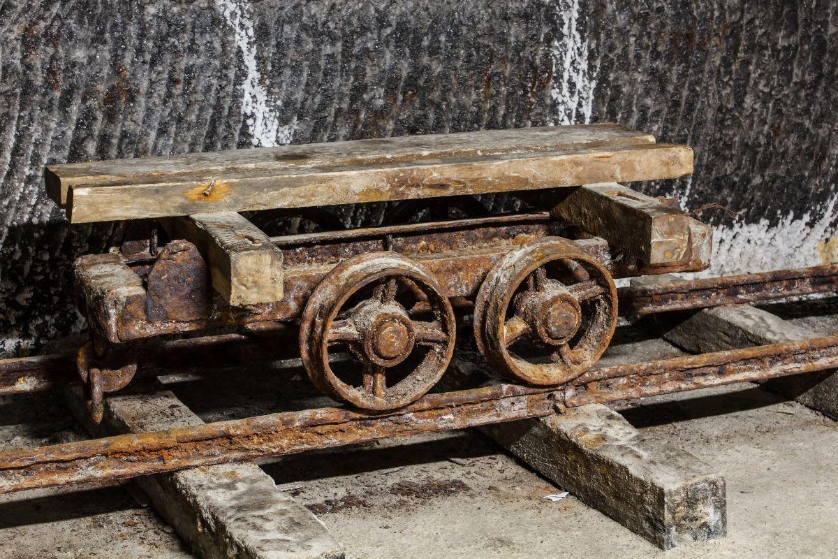 Salt Mine Car