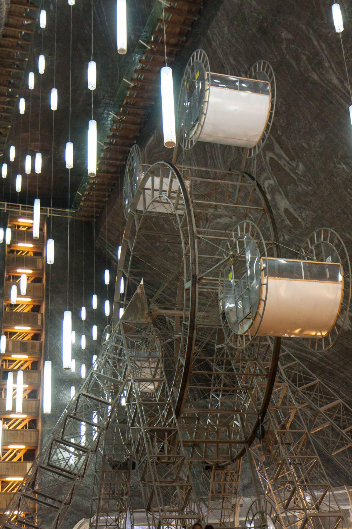 Salt Mine Ferriswheel
