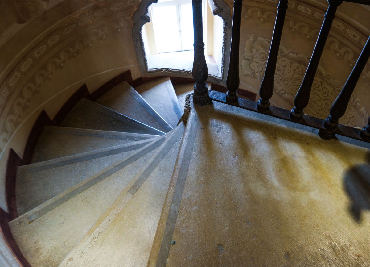 Pena Stairwell