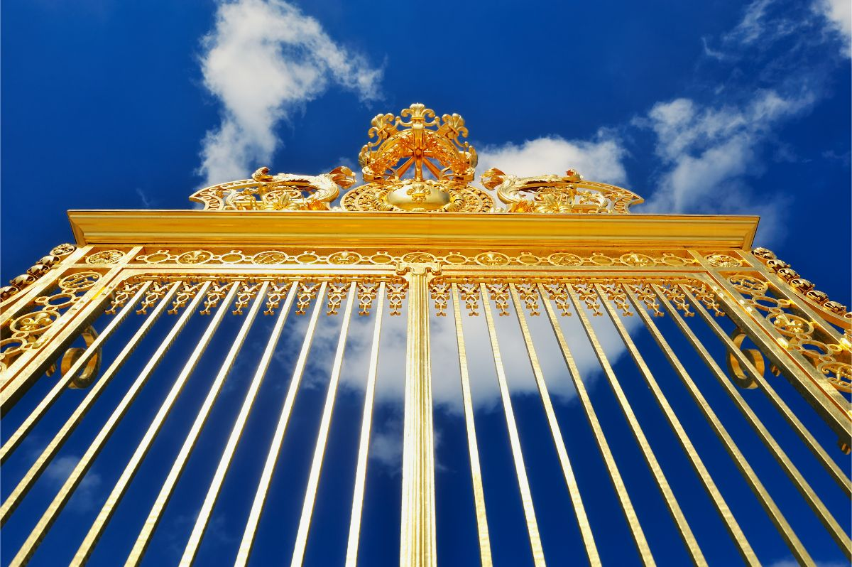 Golden Gate at Versailles