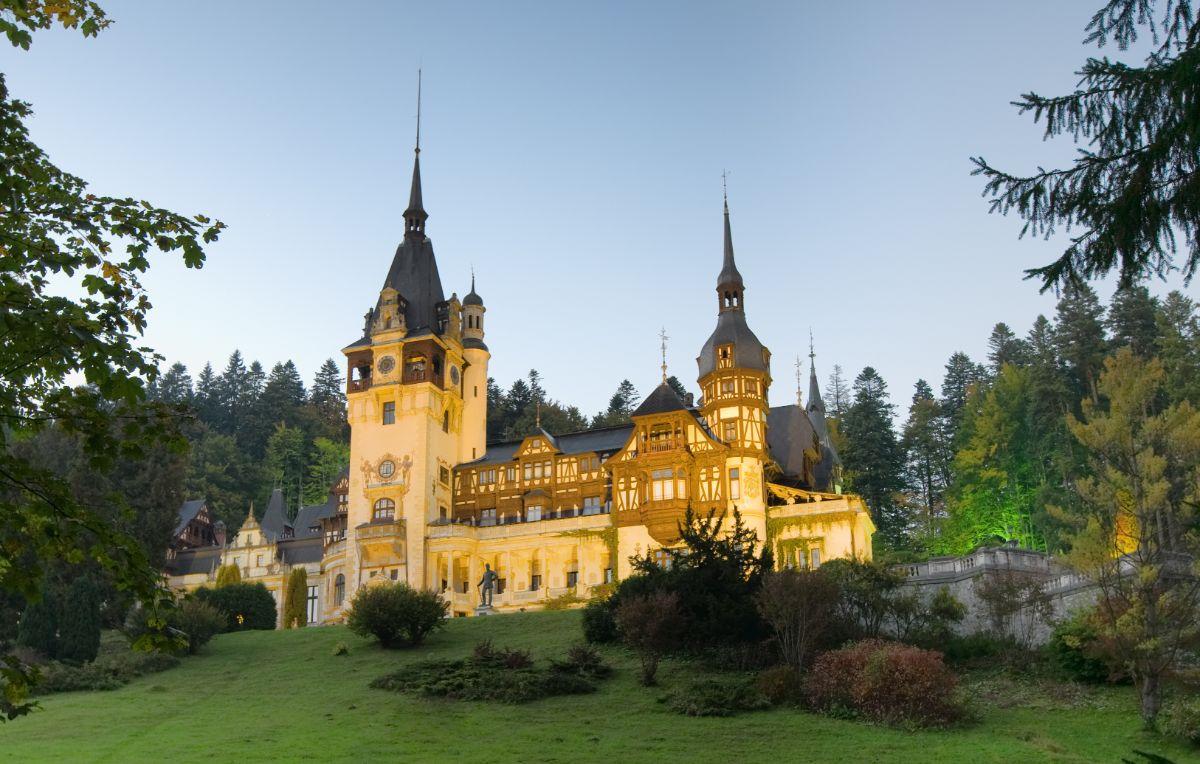 Transylvania Palace
