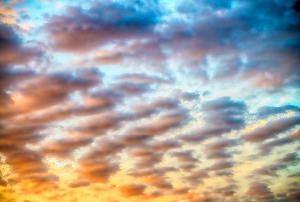 Sunrise Clouds