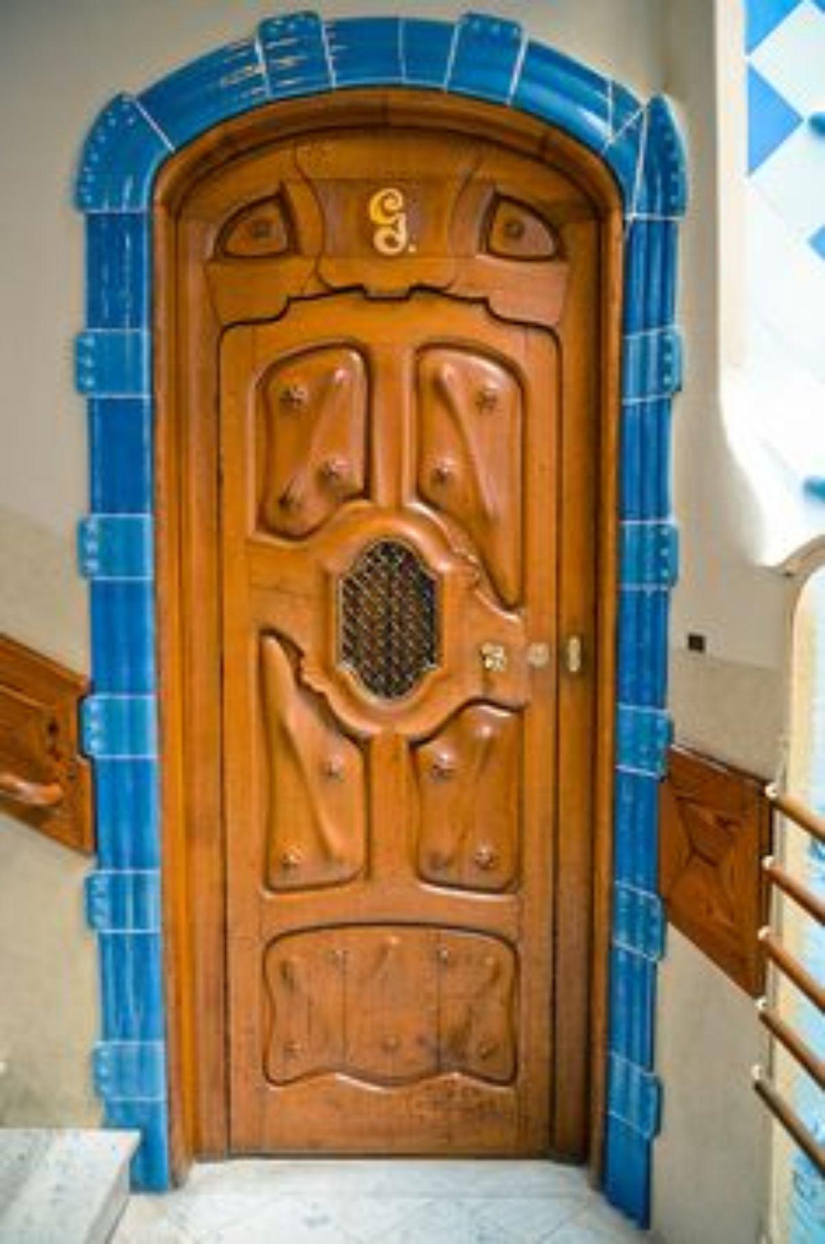 Casa Batllo Door